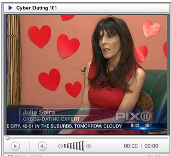 How many people are on online dating websites